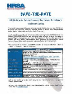 HRSA Grants Training – Tribal Self-Governance
